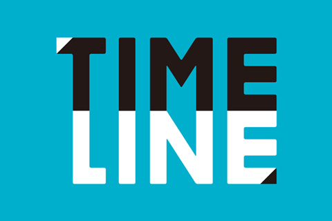 TIME LINE様