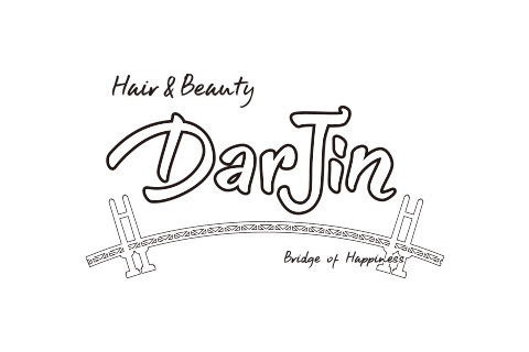 制作実績:Hair & Beauty DarJin様